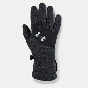 UA ColdGear Fleece Gloves
